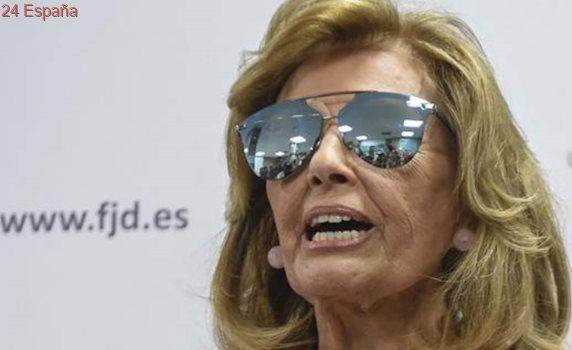 María Teresa Campos, la última hora de su salud tras someterse a una importante resonancia magnética