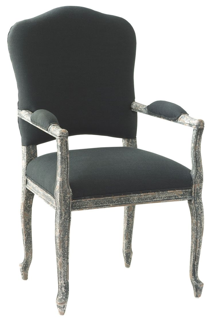 Adele Chair Home Dining Arm Chair Chair Upholstered