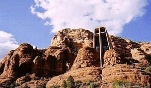 Chapel of the Holy Cross. 6 mins drive down the 179 onto Chapel Rd. Prayer service Monday evenings at 5pm