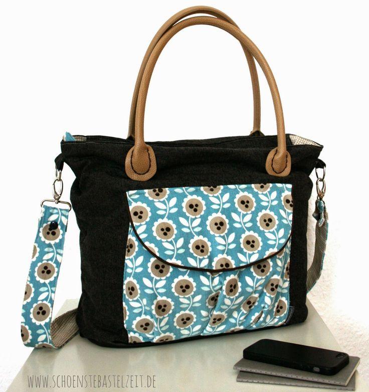 die besten 10 handtasche anker ideen auf pinterest kleine tasche n hen kosmetiktasche und. Black Bedroom Furniture Sets. Home Design Ideas
