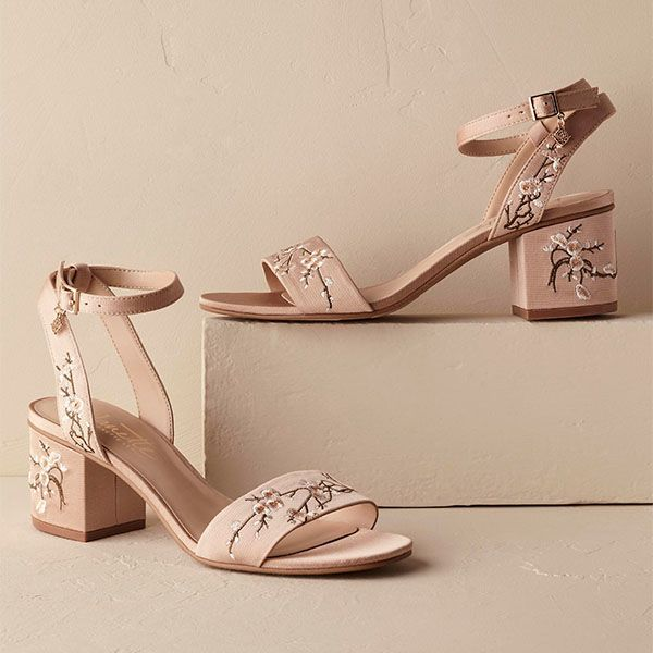 Comfortable Wedding Shoes To Dance The Night Away In