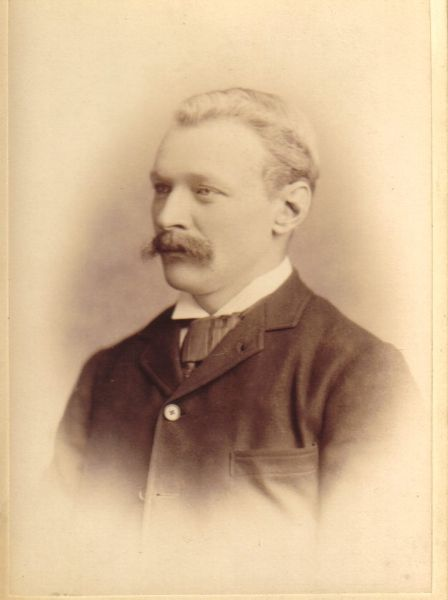 W.M. Bisset, father of Islay and Gwen Bisset