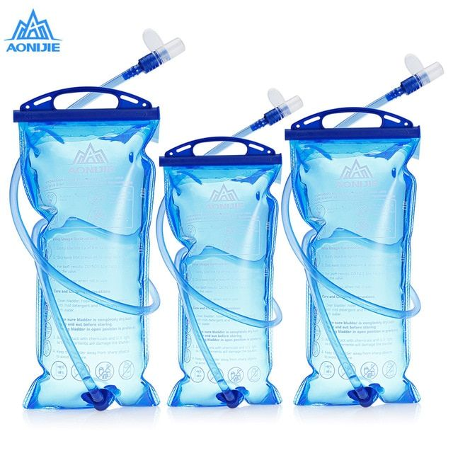 3L Hydration Camelback Water Bladder Drink Bag Outdoor Camping Cycling Hiking