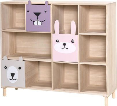 die besten 25 kinderregal ideen auf pinterest. Black Bedroom Furniture Sets. Home Design Ideas