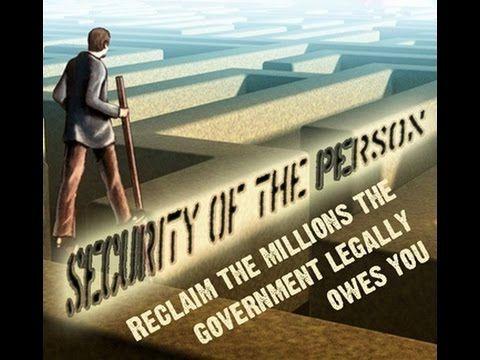 Security Of The Person - Robert Menard *Full*