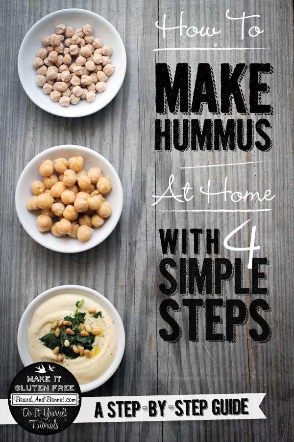 Hummus / Beard and Bonnett