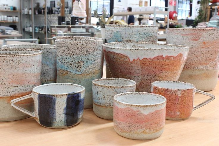 Cute cluster of beautiful @tkawei ceramics in the Showroom! All Takeawei ceramics are wheel thrown and hand-painted with multiple glazes for a beautiful finish. Each piece is handmade Australian made and guaranteed to be a Christmas hit!
