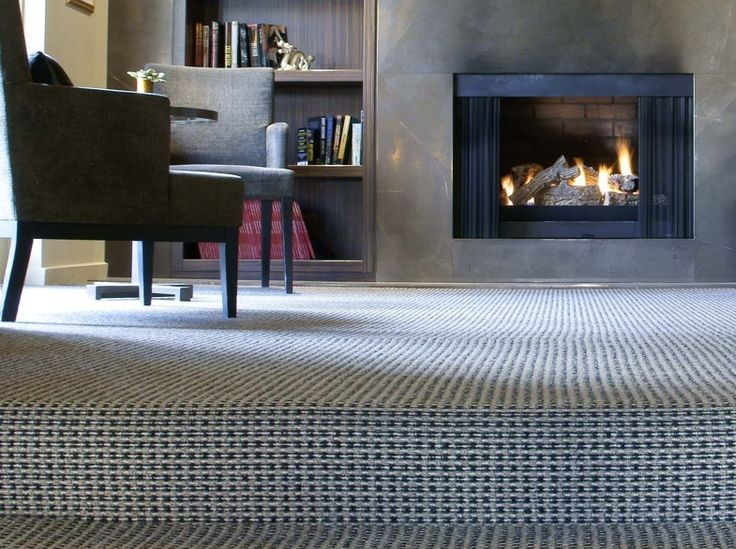Marquetry carpet by Cavalier Bremworth. This enduringly popular textured loop pile provides depth, richness and warmth for a variety of commercial interiors. Part of the Retro Classics collection.