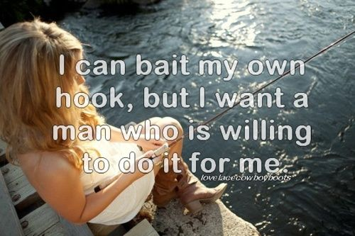 Country girl fishing quotes pin it like visit site for Country girl fishing