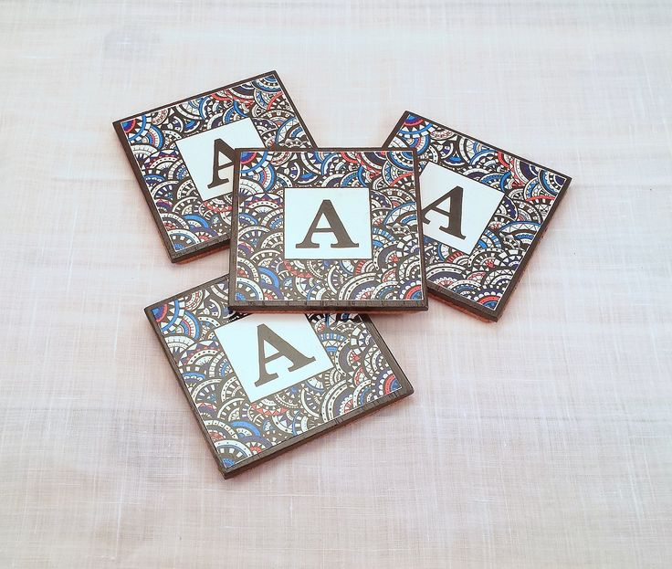 25 best ideas about drink coasters on pinterest picture for Drink coaster ideas