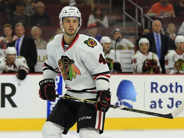 The Blackhawks Are Right On Schedule - http://thehockeywriters.com/the-blackhawks-are-right-on-schedule/