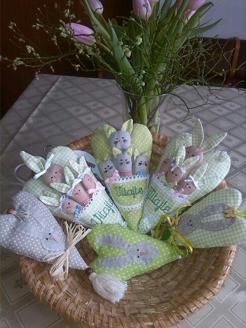 Zajaciky a macicky