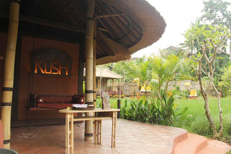 retiro de ioga yoga Yoga Barn Ubud Bali Indonésia