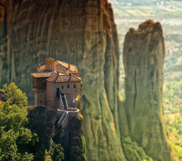 Grecia, Meteora
