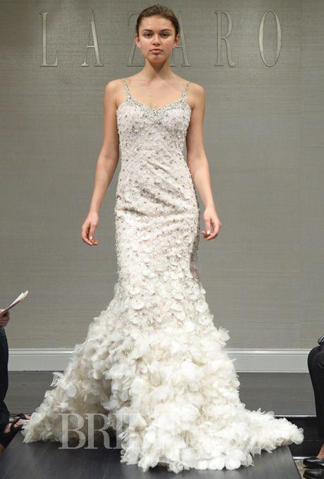 101 besten Lazaro Bilder auf Pinterest | Hochzeitskleider, Lazaro ...
