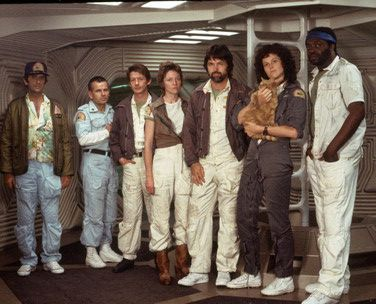 Alien crew