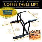 Lift Top Coffee Table DIY Mechanism Hardware Lift Up Furniture Hinge Spring B