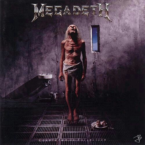Megadeth-Countdown to extinction. 1992