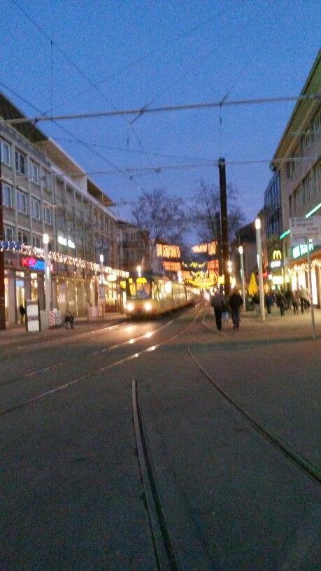 Karlsruhe, Kaiserstrasse