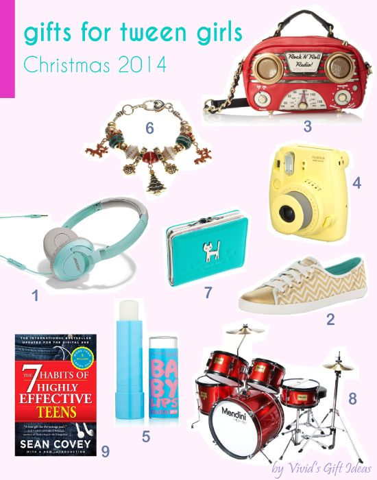Christmas Gifts for Tween Girls and Teen Girls