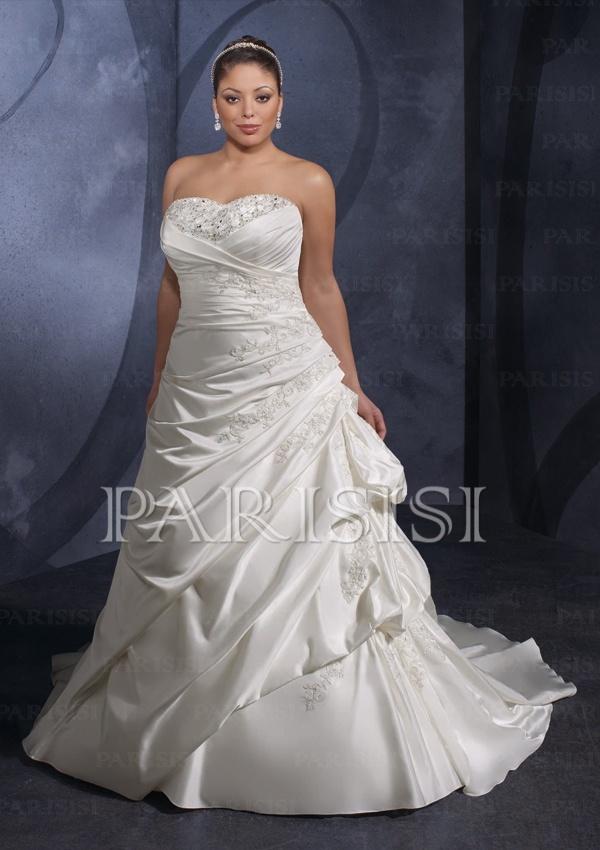 102 Best Plus Size Bridal Dresses Images On Pinterest Bridal Gowns