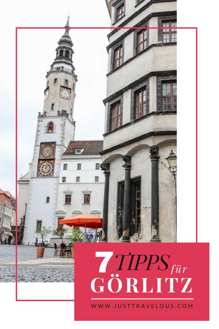 Schonmal über eine Städtereise nach Görlitz nachgedacht? Nein? Dann wird es aber langsam Zeit! Dank Hollywood ist Görlitz mittlerweile weltweit bekannt. Wir haben die besten Tipps für euch, was man bei einer Städtereise nach Görlitz machen kann. #görlitz #sachsen #deutschland #europa #städtereise
