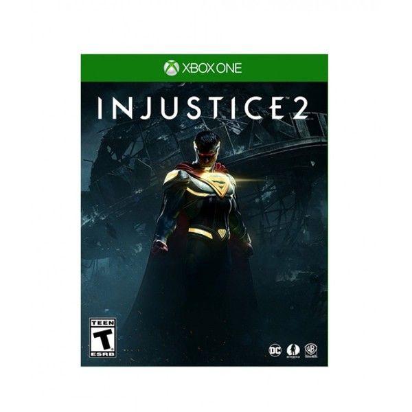 Jogo Warner Injustice 2 Xbox One Blu - ray WG5303ON