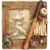 "4"" x 6"" Baseball Photo Frame"