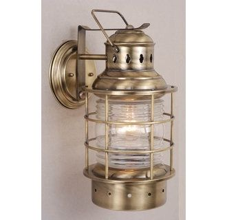 Best Nautical Wall Sconces : 37 best images about Yachts on Pinterest Wall sconces, Lighting ideas and Nautical lighting