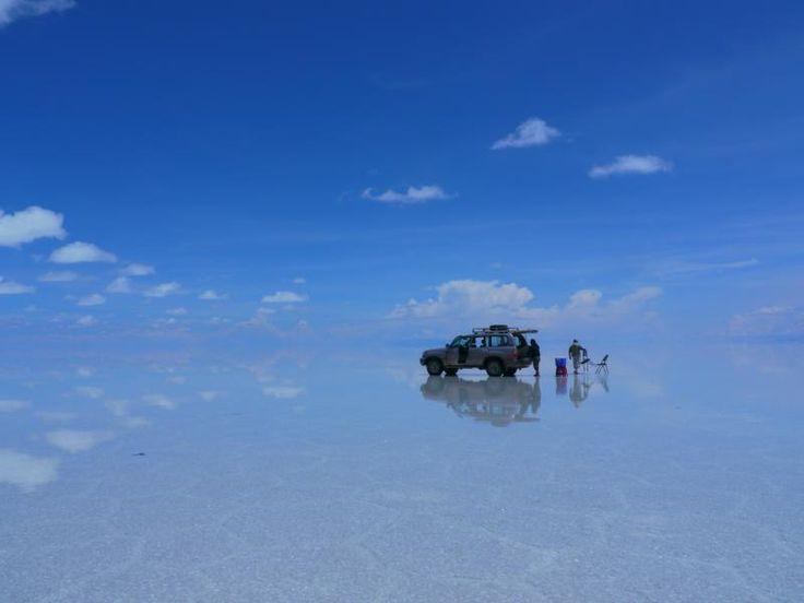ユーラシア旅行社で行くウユニ塩湖ツアーの魅力