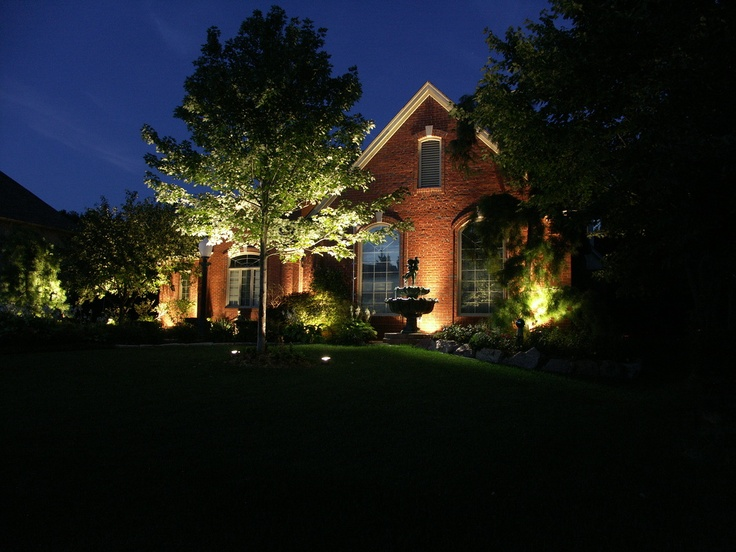 87 best landscape lighting images on pinterest landscape lighting can i set up my landscape lights on a timer mozeypictures Image collections