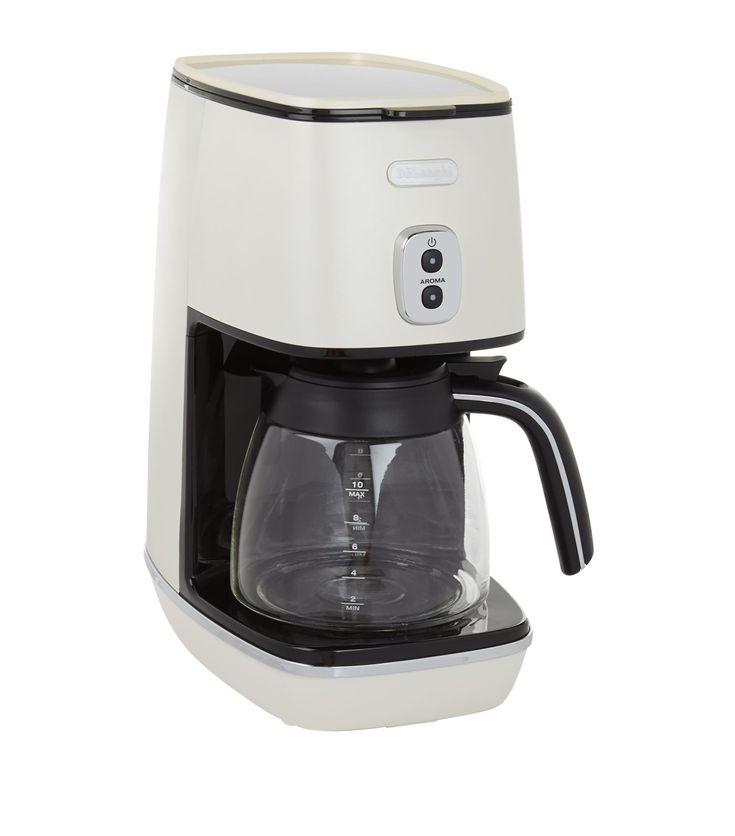 De Longhi Distinta Filter Coffee Machine Harrods