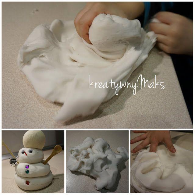 kreatywnyMaks: Masa sensoryczna - DIY