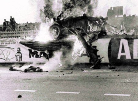 The 1955 Le Mans Disaster is the single most deadly crash in motor racing history. 83 spectators (and driver Pierre Levegh) were brutally killed, and 120 were injured – many severely. The accident and its repercussions saw Mercedes withdraw from motorsport entirely, and they didn't begin competing again until 1989 – 34 years later.