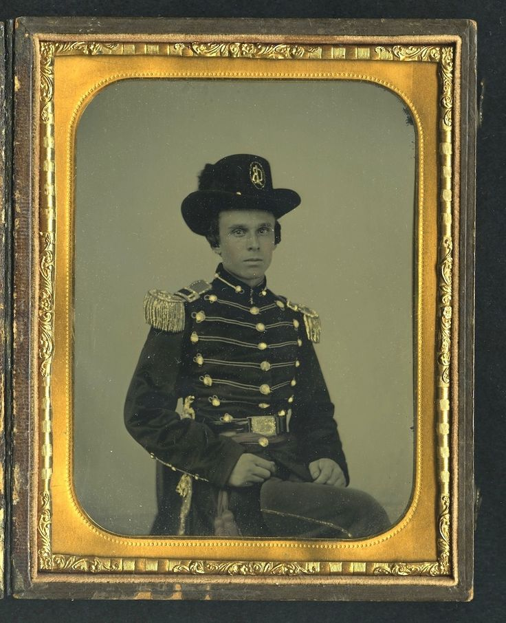Haunting, Mysterious Photos From The Civil War  Can you help identify the subjects of these beautiful portraits?