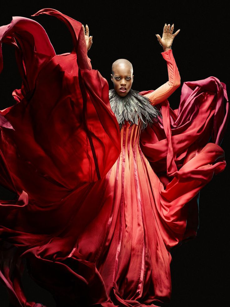 Florence Kasumba and Emerald City in Emerald City (2016)