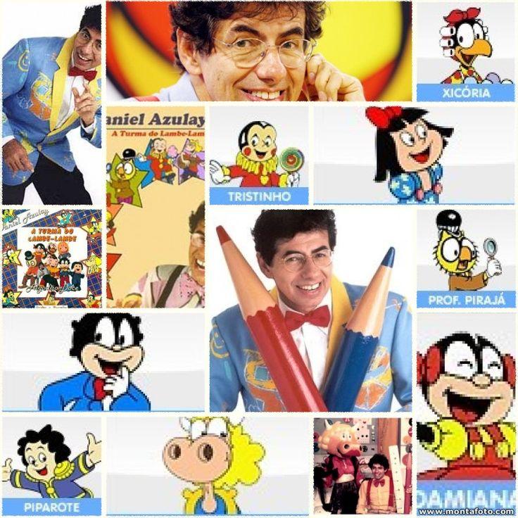 Daniel Azulay e a minha infância!