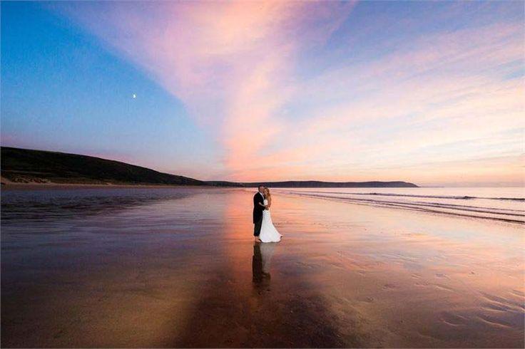 Woolacombe Bay Hotel is a seaside wedding venue in Devon