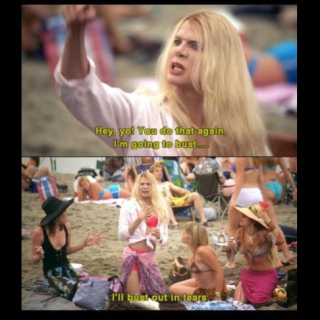 White Chicks, so many great quotes so little time!