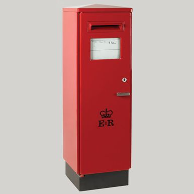 David Mellor Square Pillar Box, 1966.