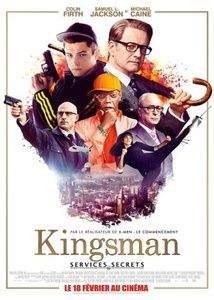 Kingsman : Services secrets film streaming