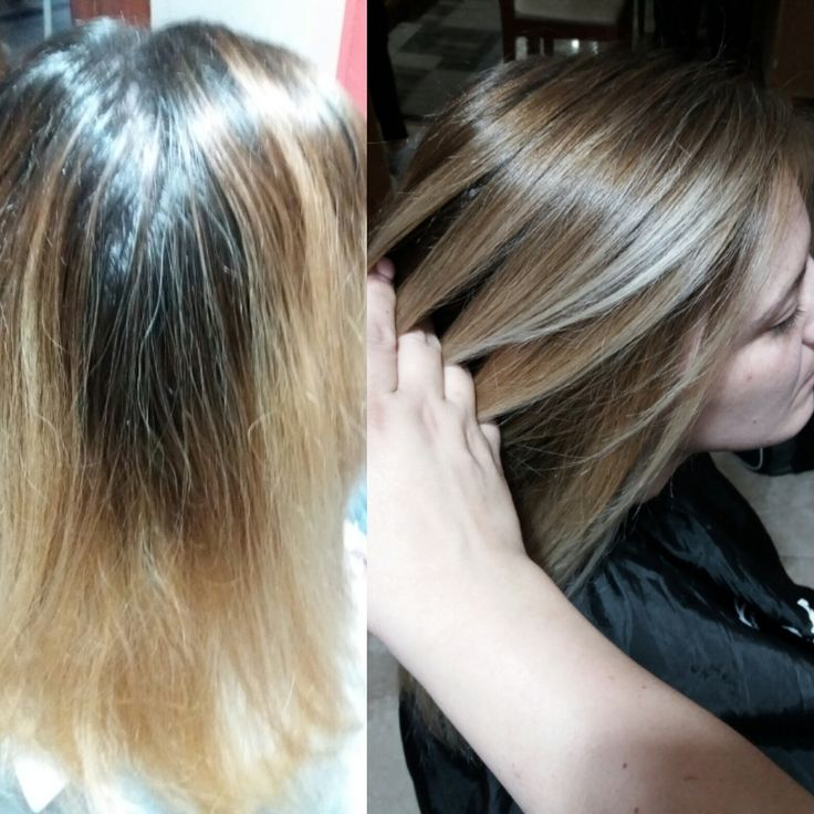 Beautiful makeover Balayage blonde by Penny Voudouri #glowhair #shinyhair #natural #balayage