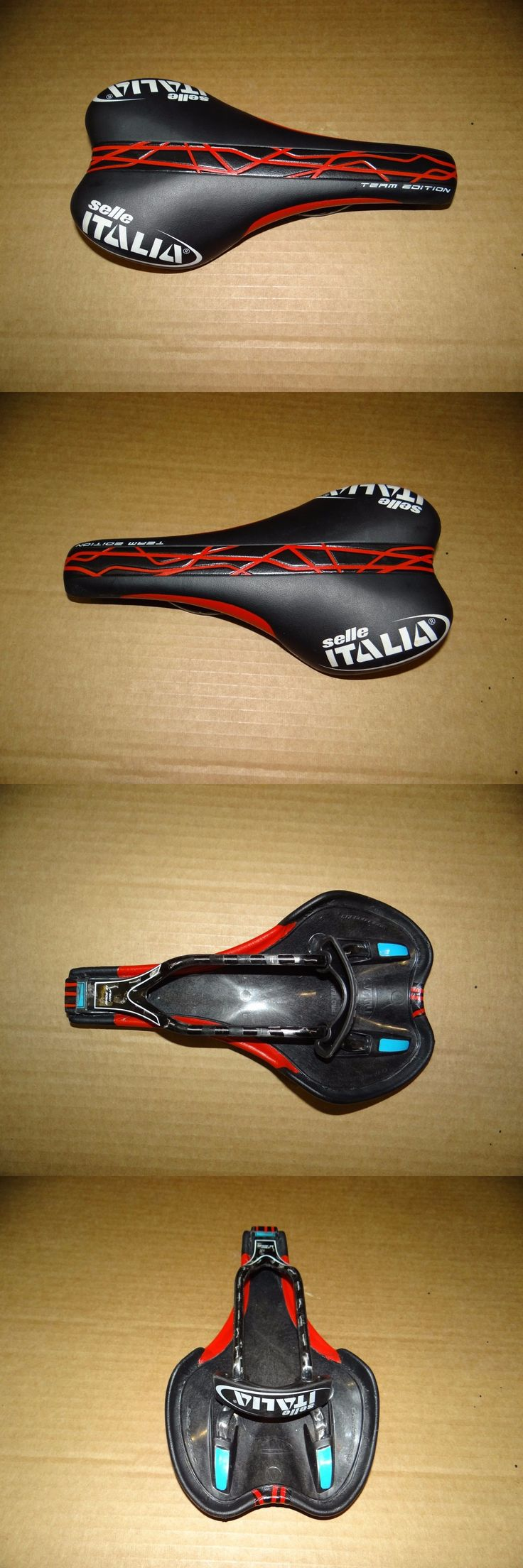 Saddle Covers Seat Covers 177838: Selle Italia Slr Team Edition Carbon Raill Tt Saddle, Lorica Suface -> BUY IT NOW ONLY: $99.99 on eBay!