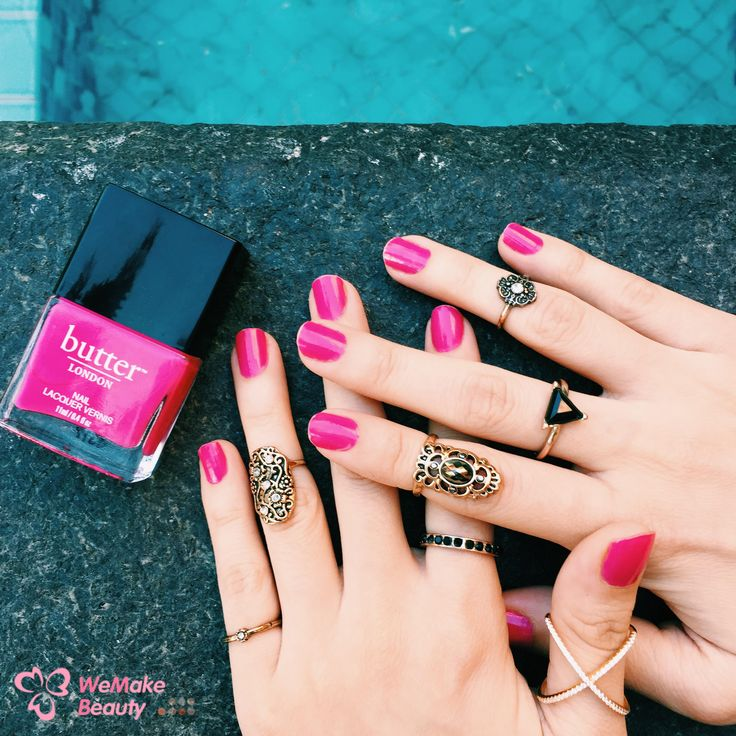Butter London Nail Lacquer Vernis Primrose Hill Picnic 0.4oz / 11ml Butter London's highly-pigmented lacquers are created for the catwalk and formulated to nourish and protect nails. Create bespoke looks with countless colours and finishes.