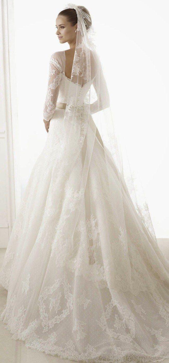 Un tema que preocupa a todas las novias es la elección de su vestido. Largo, corto, de tul, con encaje, de manga larga, palabra de honor...