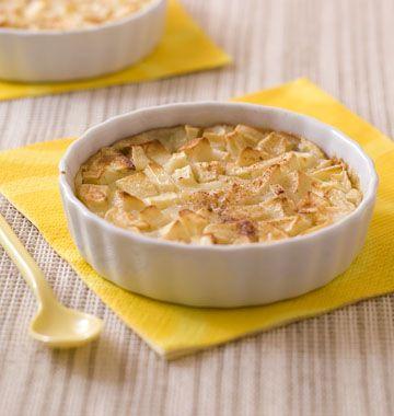 Clafoutis aux pommes sans lactose sans gluten - les meilleures recettes de…