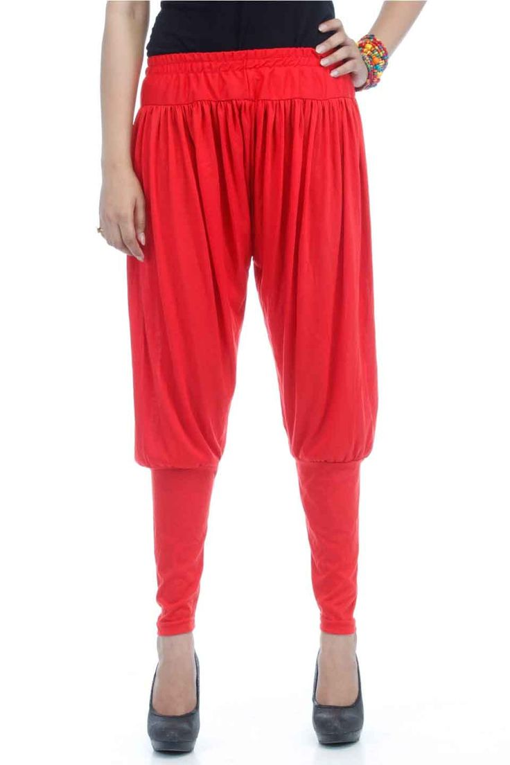 Adam n' eve Cherry Jodhpuri Cotton Salwar @ Rs.399 only
