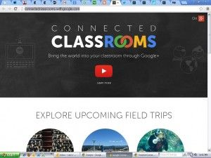 Google Unveils Great Resource For Virtual Field Trips