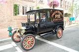 1914 Ford Model T Pie Delivery Truck