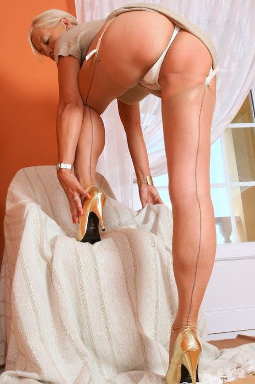 Sub Matures And Pantyhose 73